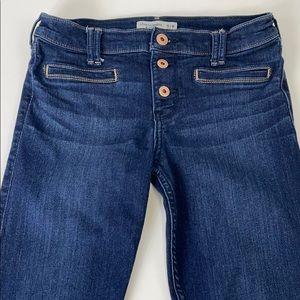 Abercrombie kids jeans size 15/16 flare